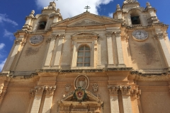church in Mdina