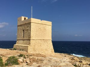Knight's Tower Malta