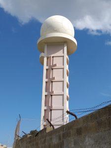 White tower near Birzebbuga